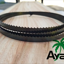 Image of AYAO Bandsaw Blade 1790mm X 8.4mm X 6TPI Premium Quality- FREE Postage