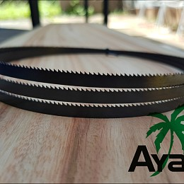 Image of AYAO Bandsaw Blade 1572-1575mm X 6.35mm X 10TPI Premium Quality- FREE Postage