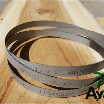 Image of  AYAO BI METAL BAND SAW BANDSAW BLADE 1470mm x13mm x 14 TPI FOR METAL CUTTING?Free postage