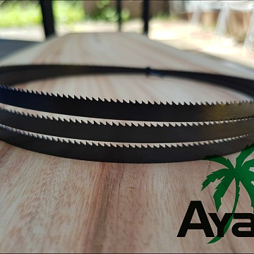 Image of Saw Blades AYAO Bandsaw Blade 1572-1575mm X 6.35mm X 10TPI Premium Quality- FREE Postage
