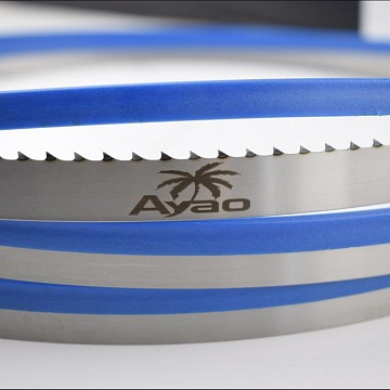Image of Saw Blades AYAO Hardened Teeth Band Saw Bandsaw Blade 2870mm X 25mm X 3TPI