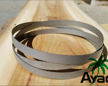 Picture of a AYAO BI METAL BAND SAW BANDSAW BLADE 1470mm x13mm x 14 TPI FOR METAL CUTTING?Free postage