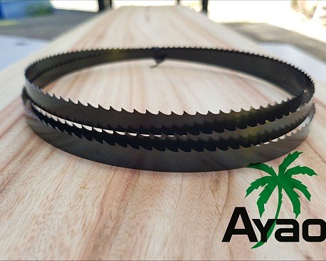 Picture of a AYAO Bandsaw Blade 2096mm X13mm X 4TPI Premium Quality- FREE Postage