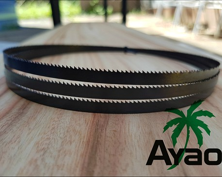 Picture of a AYAO Bandsaw Blade 2750mm X 16mm X 4TPI Premium Quality- FREE Postage