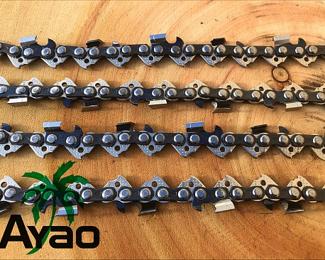 """Picture of a AYAO Chainsaw Chain Full Chisel 24"""" 84DL 3/8 .063 Baumr-AG SX72 SX76 SX82 STIHL"""