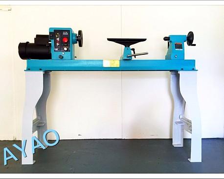 Picture of a Ayao Heavy Duty Wood Lathe Headstock Rotation 1500W Brand New Warranty